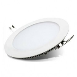 PANEL LED EMPOTRABLE ULTRA SLIM (18W 5500K 85-265V)