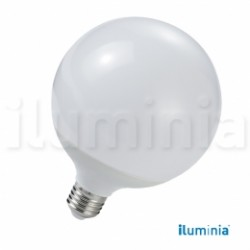 LAMPARA GLOBO LED  15W E-27 3000K 1400lm ø120x160mm 2835SMD
