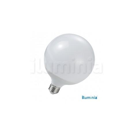 2835SMD LAMPARA 15W GLOBO 27 ø120x160mm 1400lm LED 3000K E J31cTlFuK